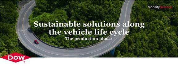 Webinar gratuit - Dow MobilityScience™